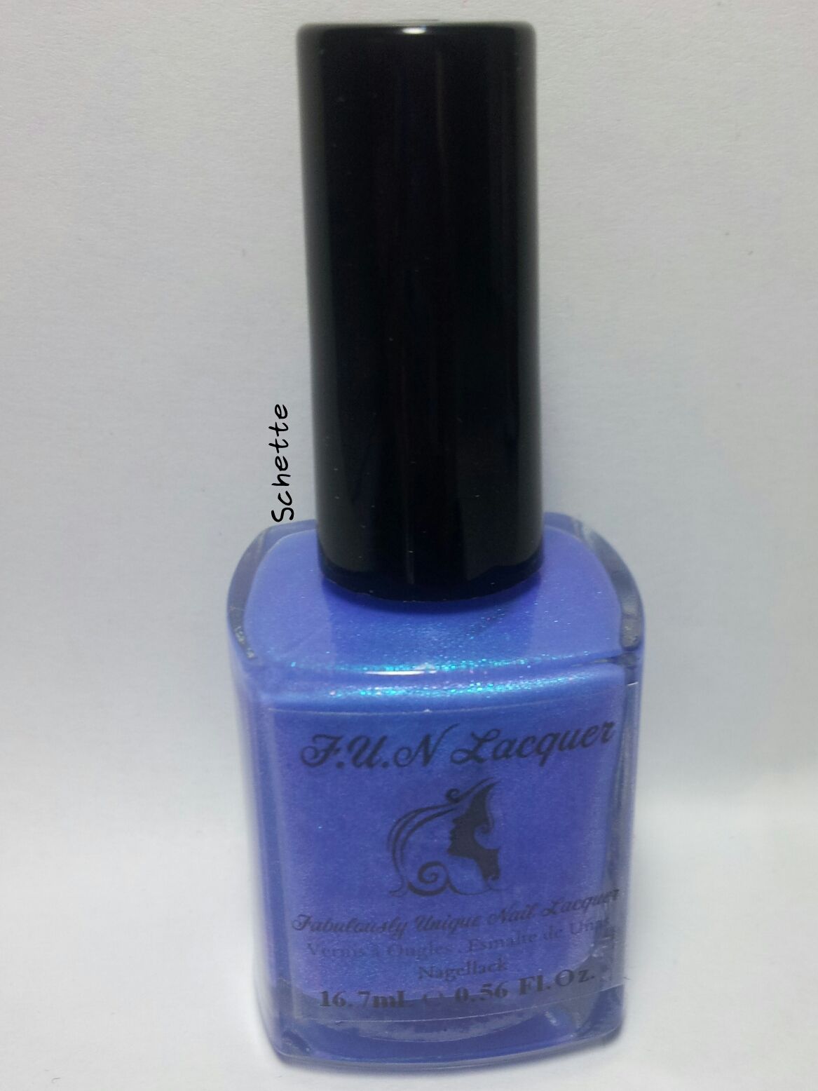 Le vernis FUN LACQUER French is FUN