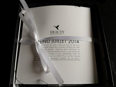 La Deauty de Juillet 2014