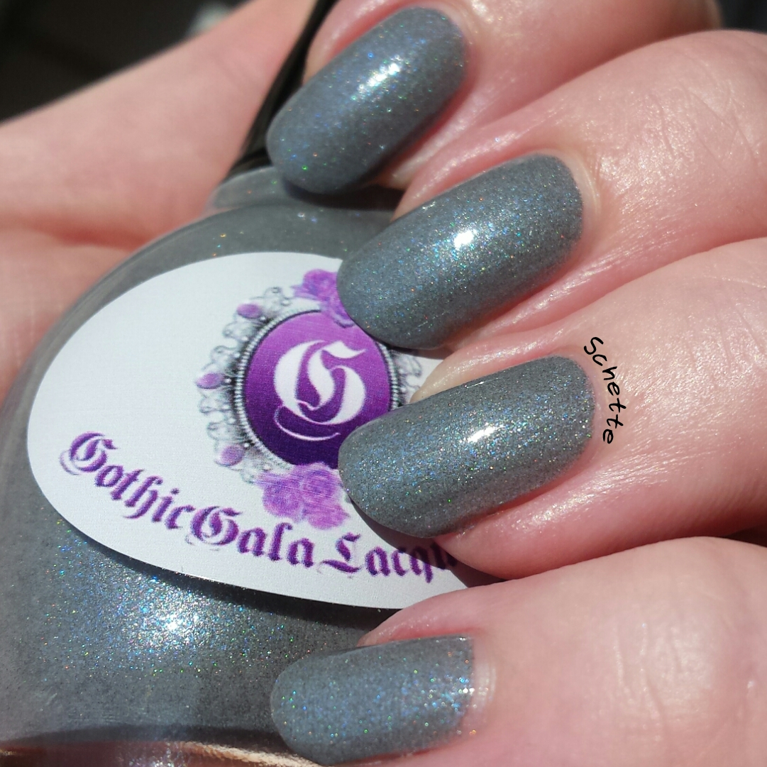 Les vernis Gothic Gala The Enterprise, Vallis Sanguine, Picard et Odin