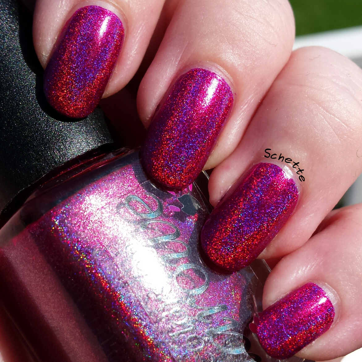 Le Vernis Colors by Llarowe Courage, Brains, heart