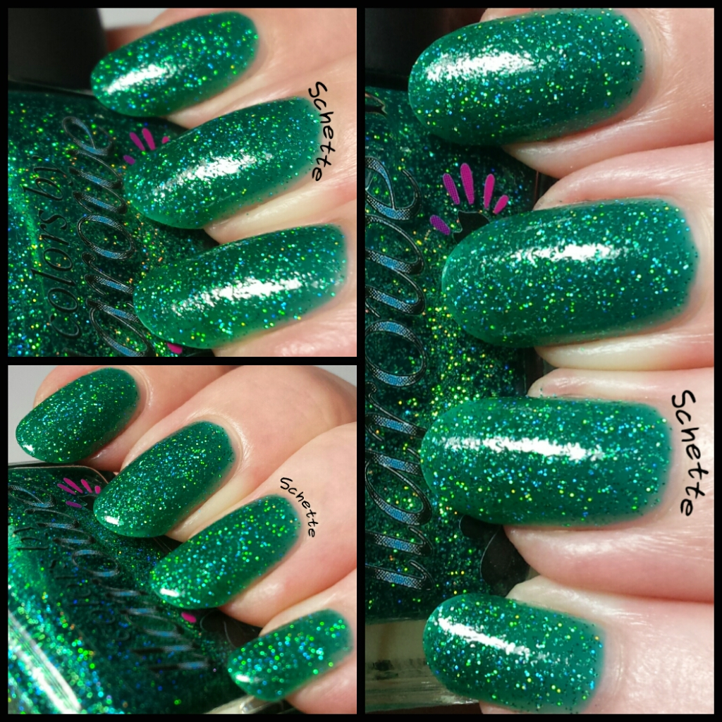 Le Vernis Color by Llarowe Fresh Cut Grass