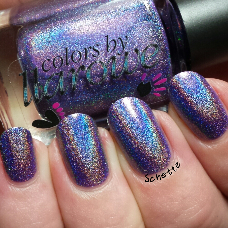Le Vernis Colors by Llarowe Paper Moon