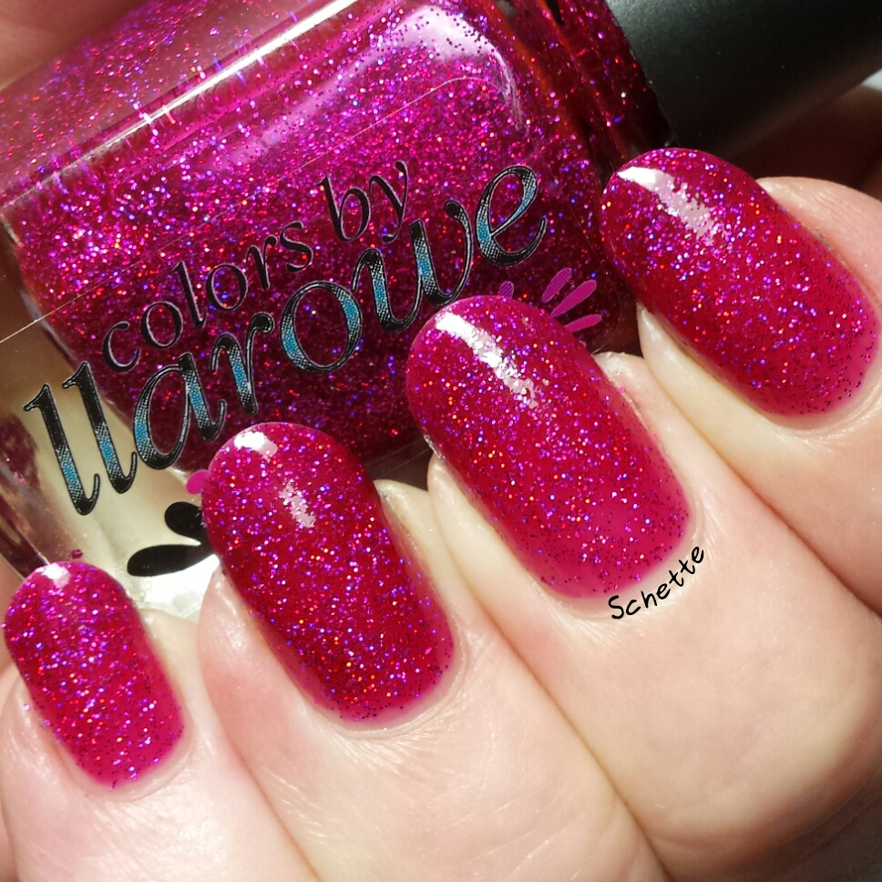 Les Vernis Colors by Llarowe Ruthless people, that's a fact jack et Zipper