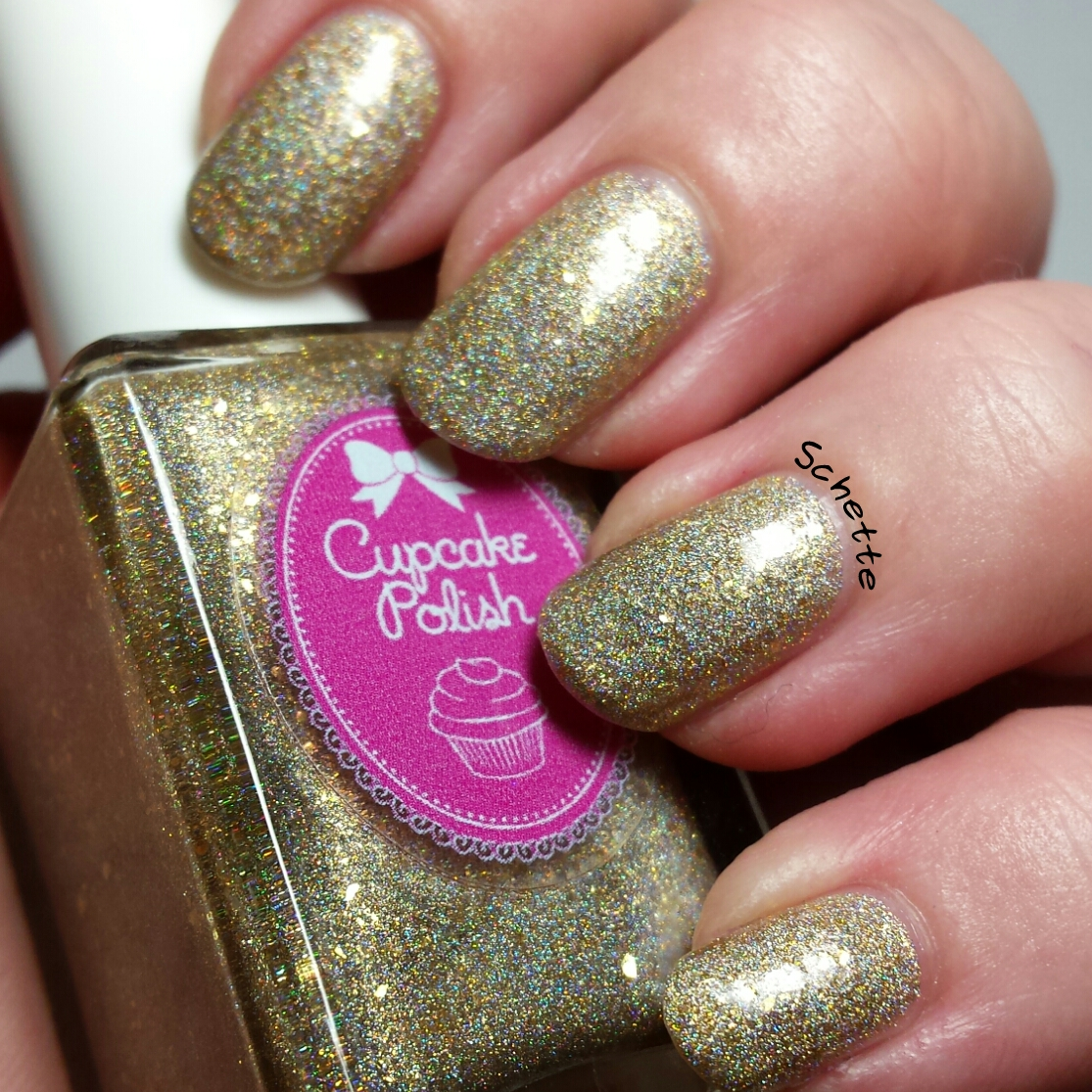 Les vernis Cupcake Polish Welcome to Burlesque