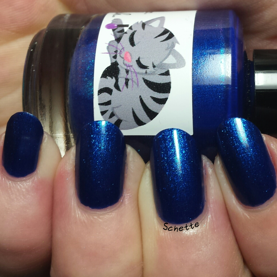 Le Vernis Eat Sleep Polish Clarity