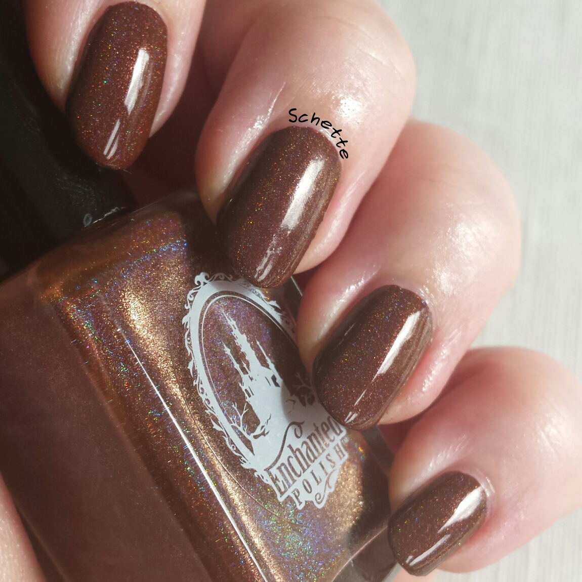 Enchanted Polish - Hot Chocolate for Unicorn