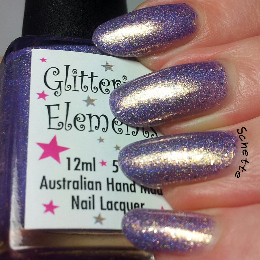 Glittering Elements Angelica, Magical Mystical Love