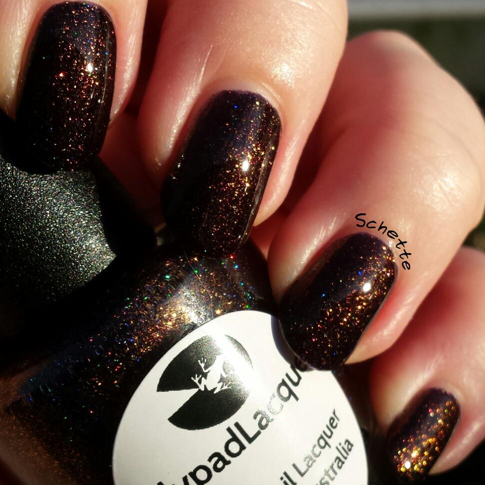 Lilypad Lacquer - Hypnotic Polish Exclusive : Purple Velvet, Bronze Goddess, Envy me