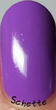 Les Vernis Lilypad Lacquer Blueberry Sundae, Grape Sundae, Strawberry Sundae and Raspberry Sundae