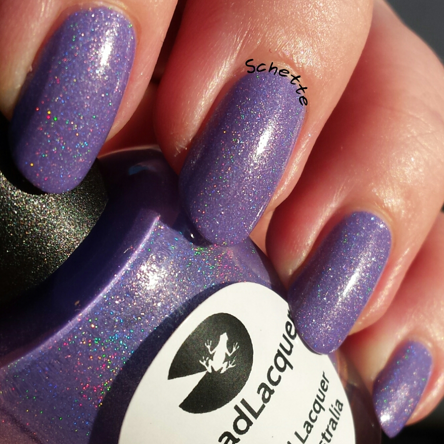 Lilypad Lacquer - Paradise