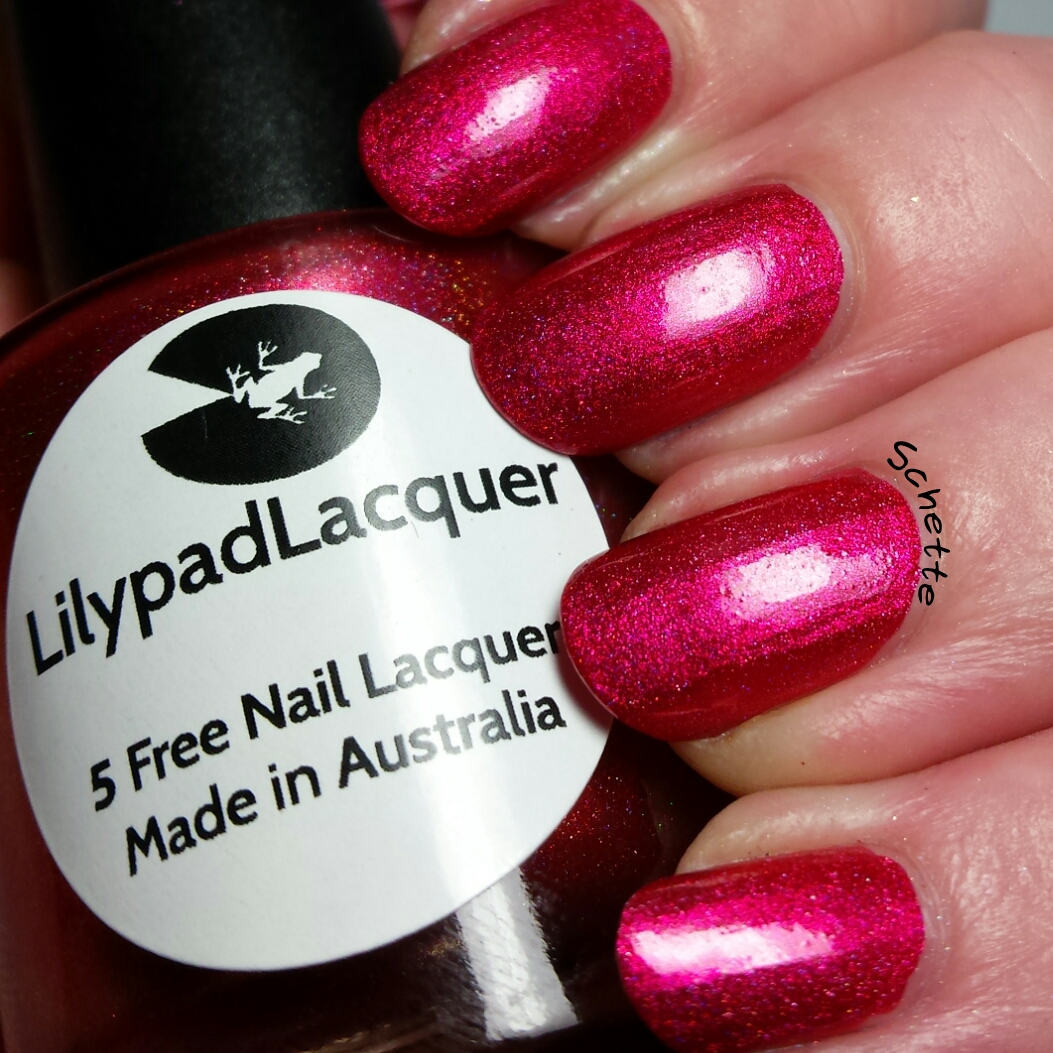 Le vernis Lilypad Lacquer Radiant Light