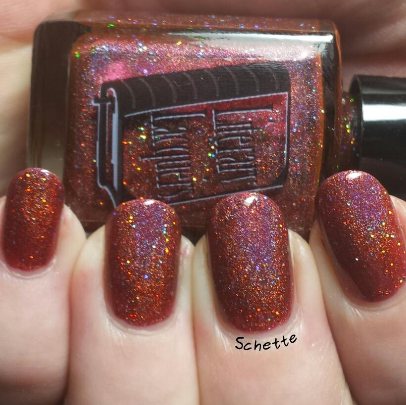 La Holo Grail Box d'Octobre 2014