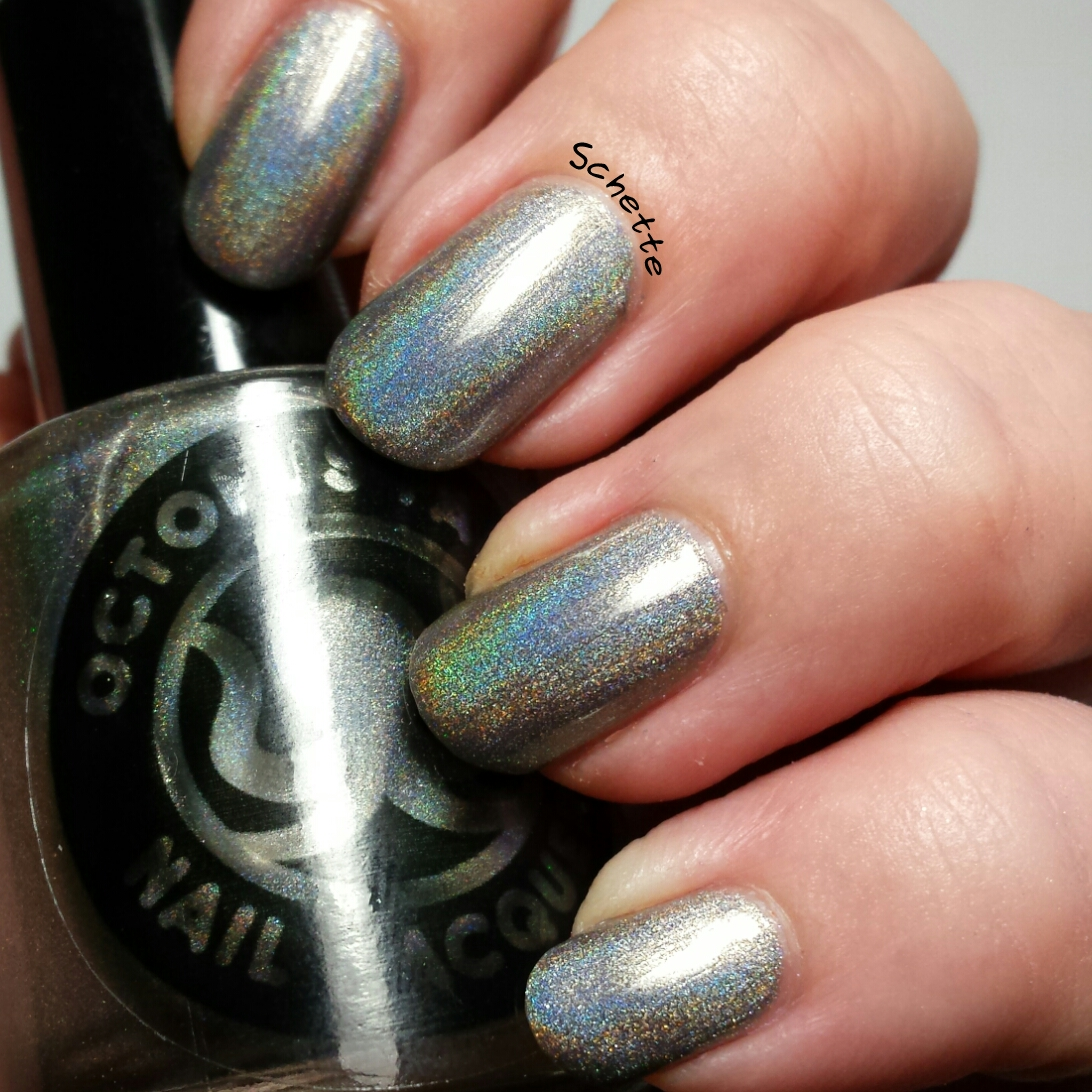 Les vernis Octopus Party Nail Lacquer Phantom et Witches get Stitches