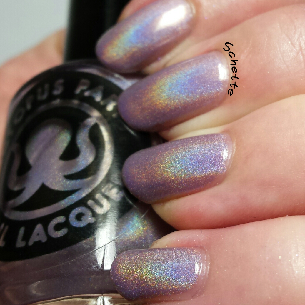 Le vernis Octopus Party Nail Lacquer Thermogram