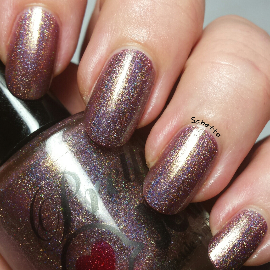 Les Vernis Pretty Jelly Brocade, Velvet et Embroidery