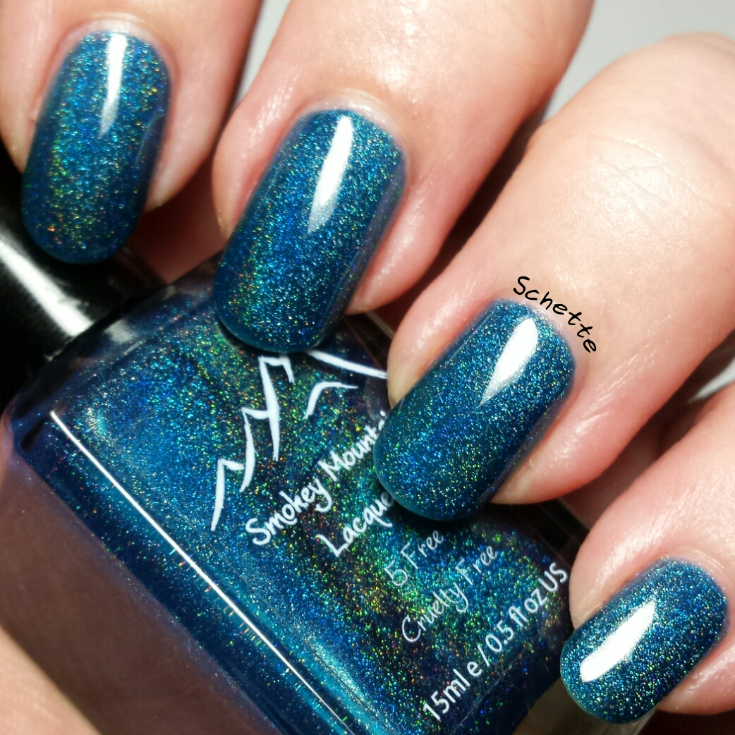 Le vernis Smokey Mountain Lacquers Youbaba