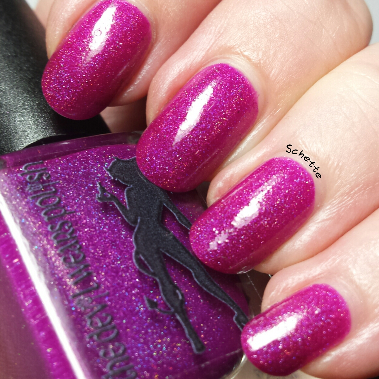 The devil wears polish - Pink Panther, Calypso, Afternoon Delight