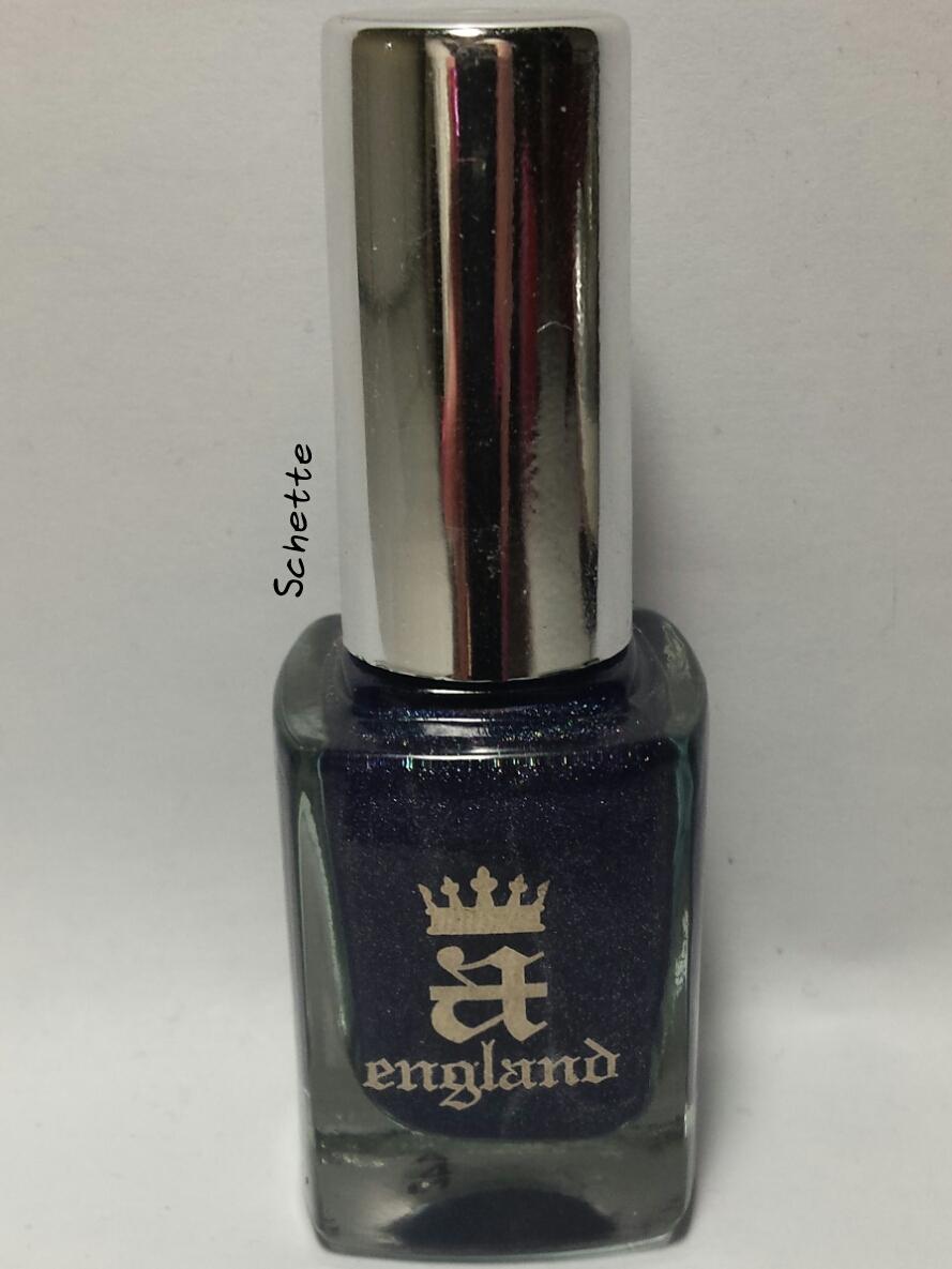 Le vernis A England Tristam