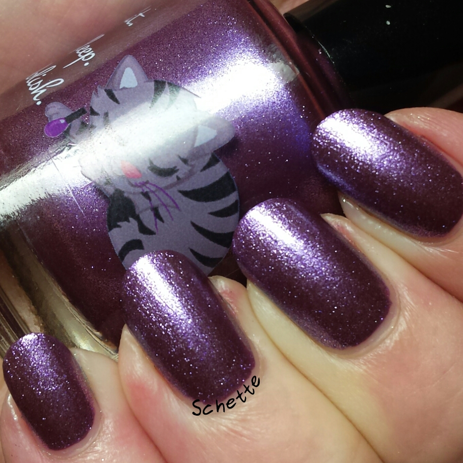 Le vernis Eat Sleep Polish Crush on you