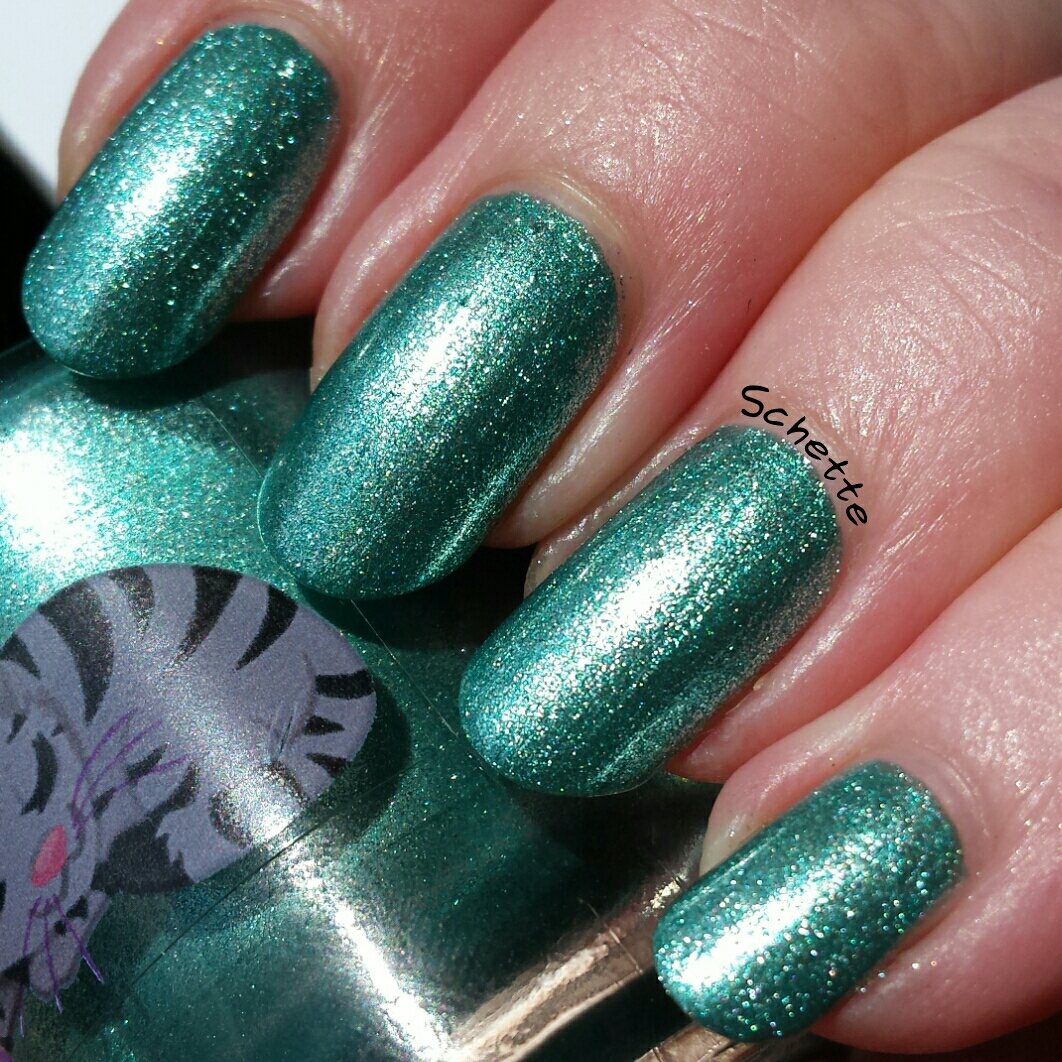 Le vernis Eat Sleep Polish It's so fresca