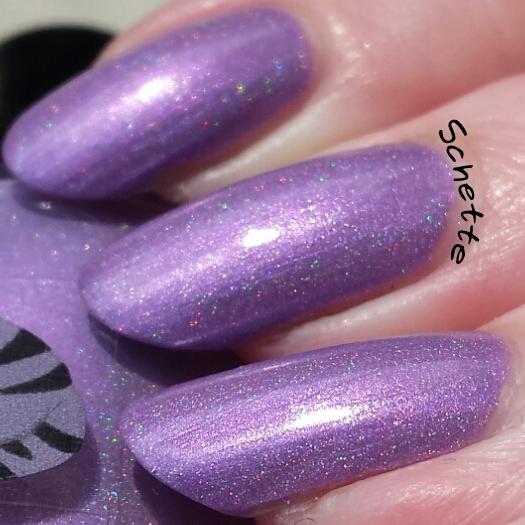 Le vernis Eat Sleep Polish Pretty Little Lilacs
