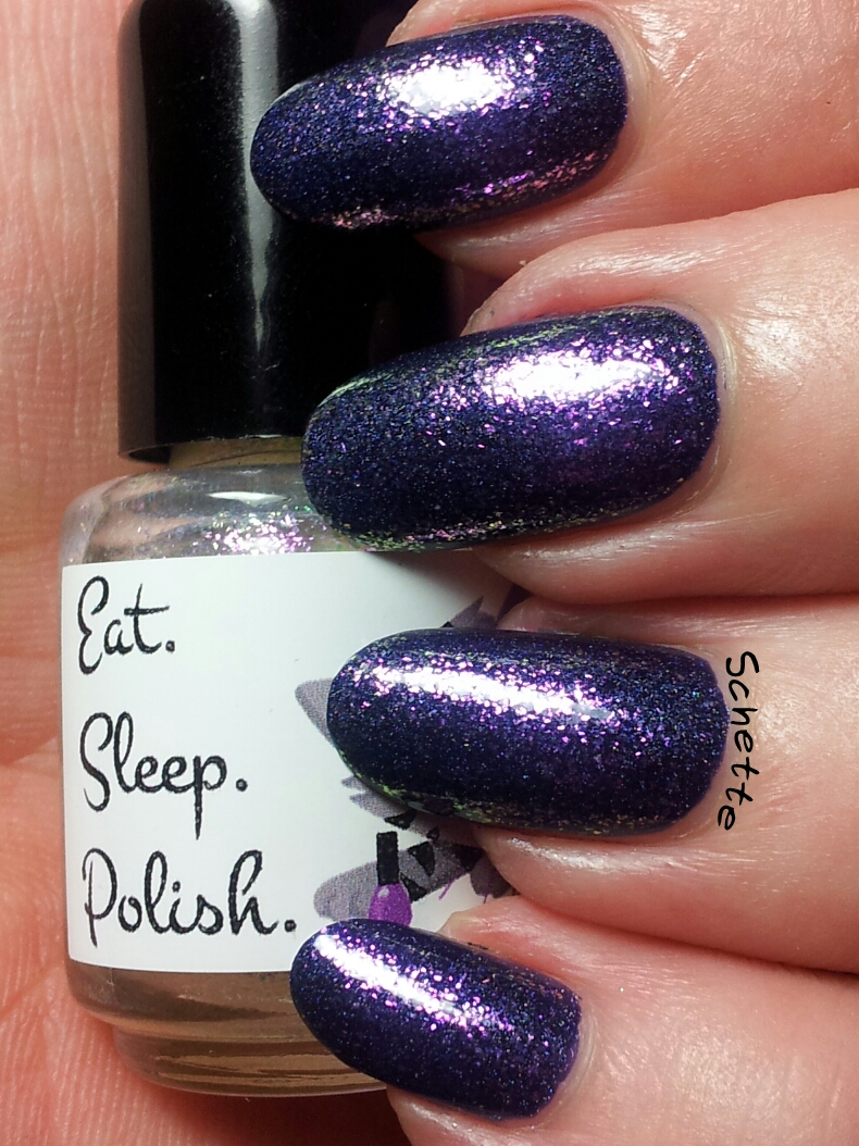 Le vernis Eat Sleep Polish Protection