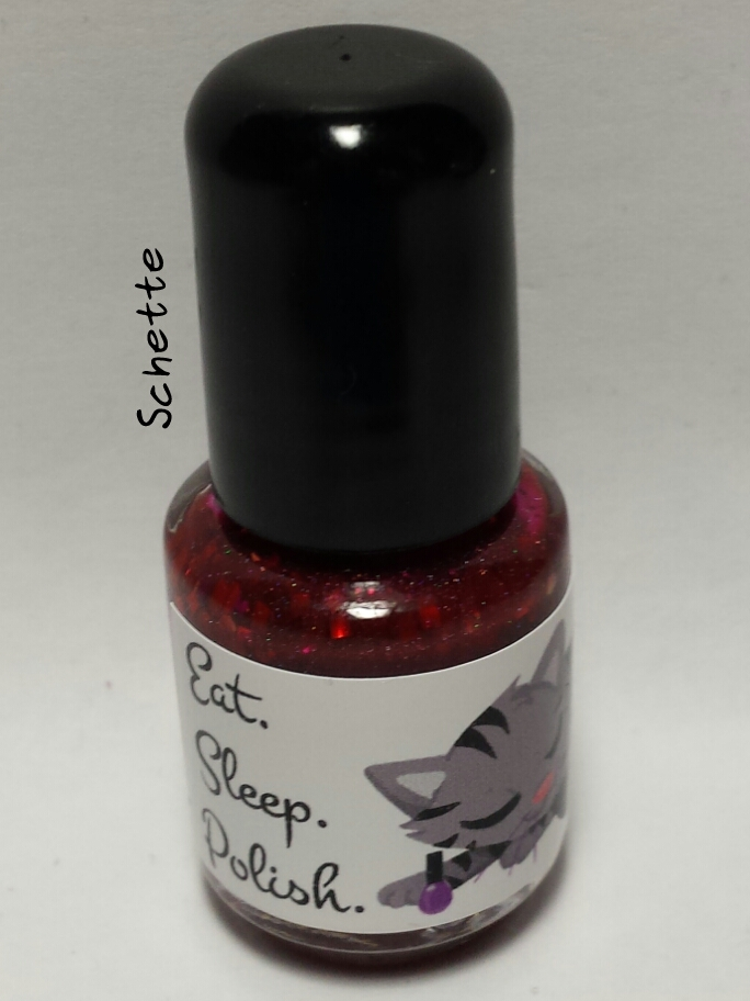 Le vernis Eat Sleep Polish Regeneration