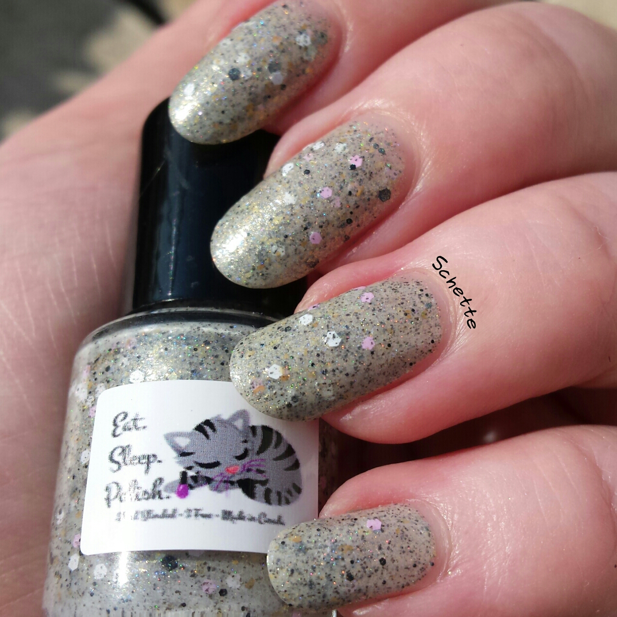 Le vernis Eat Sleep Polish Sidewalk Strider