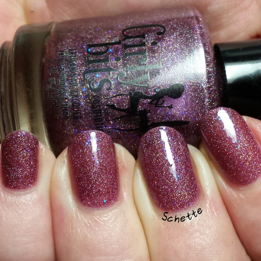 Les vernis Girly Bits What happens on Vegas.... ends up on...