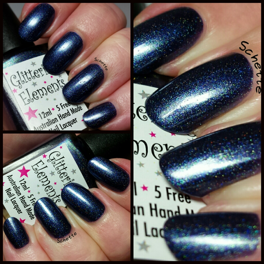Le vernis Thanks a Thousand de Glittering Elements