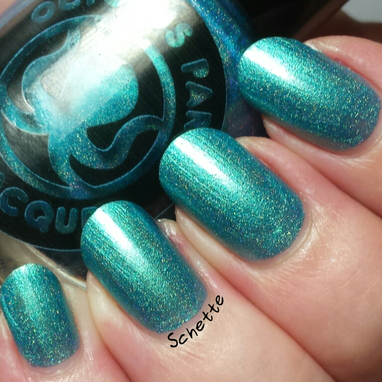 Les vernis Octopus Party Nail Polish Shore Fire, Turk Boys et Sizzler
