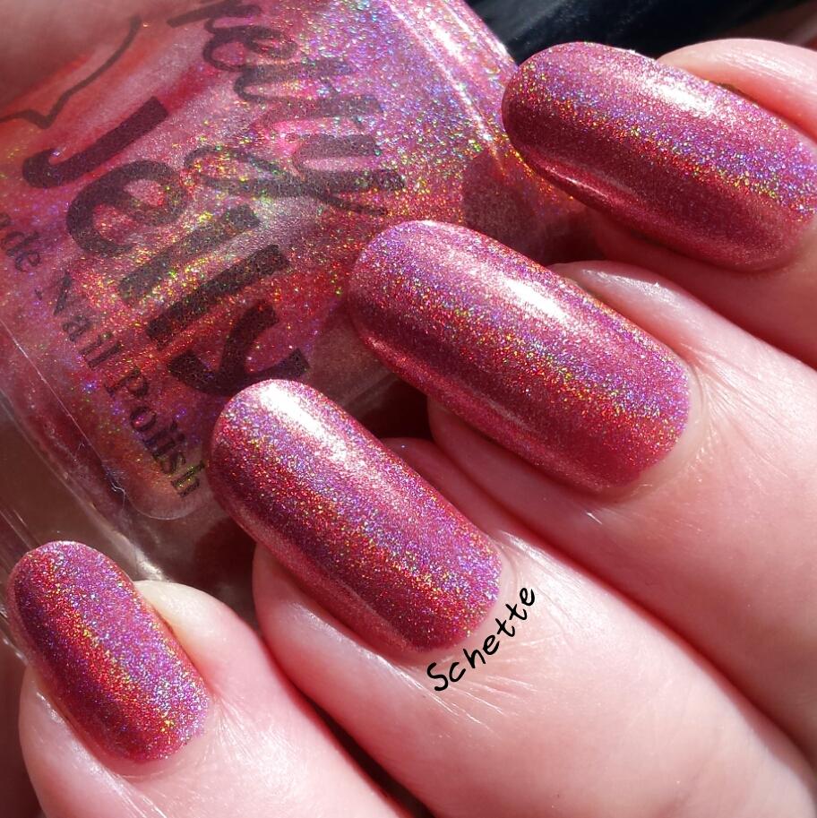 Le vernis Pretty Jelly Aestival