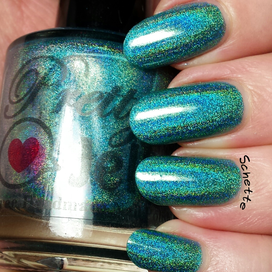 Le vernis Pretty Jelly Elysian