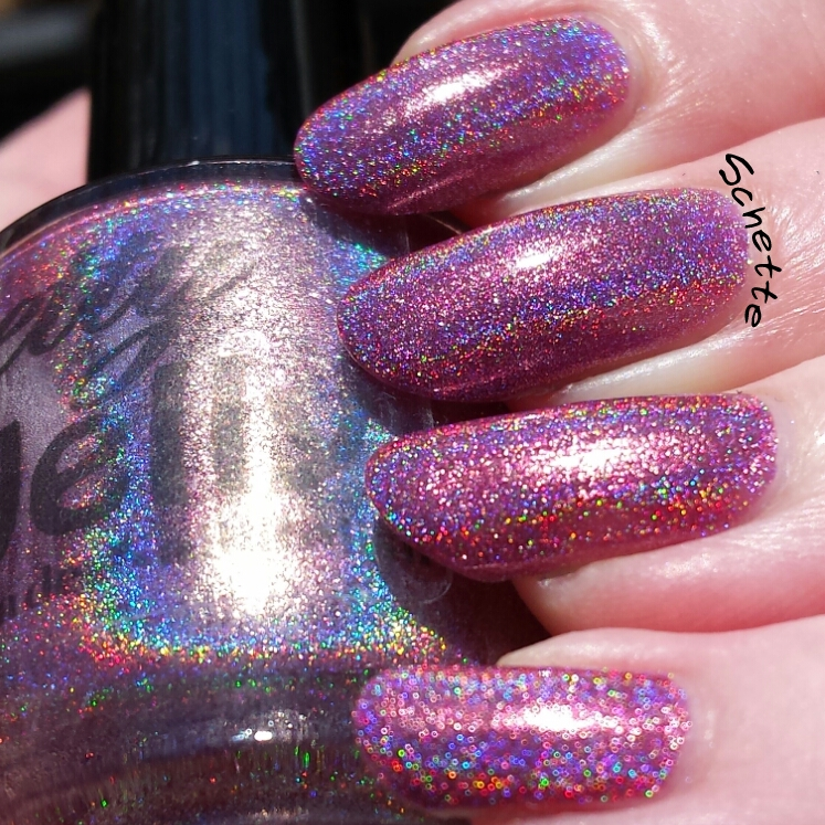 Le vernis Pretty Jelly Floweret