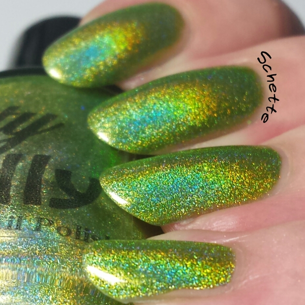 Le vernis Pretty Jelly Psithurisma