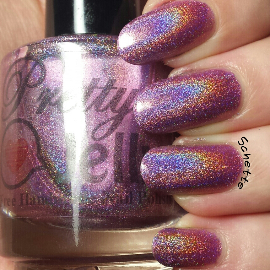 Le vernis Pretty Jelly Redivivus