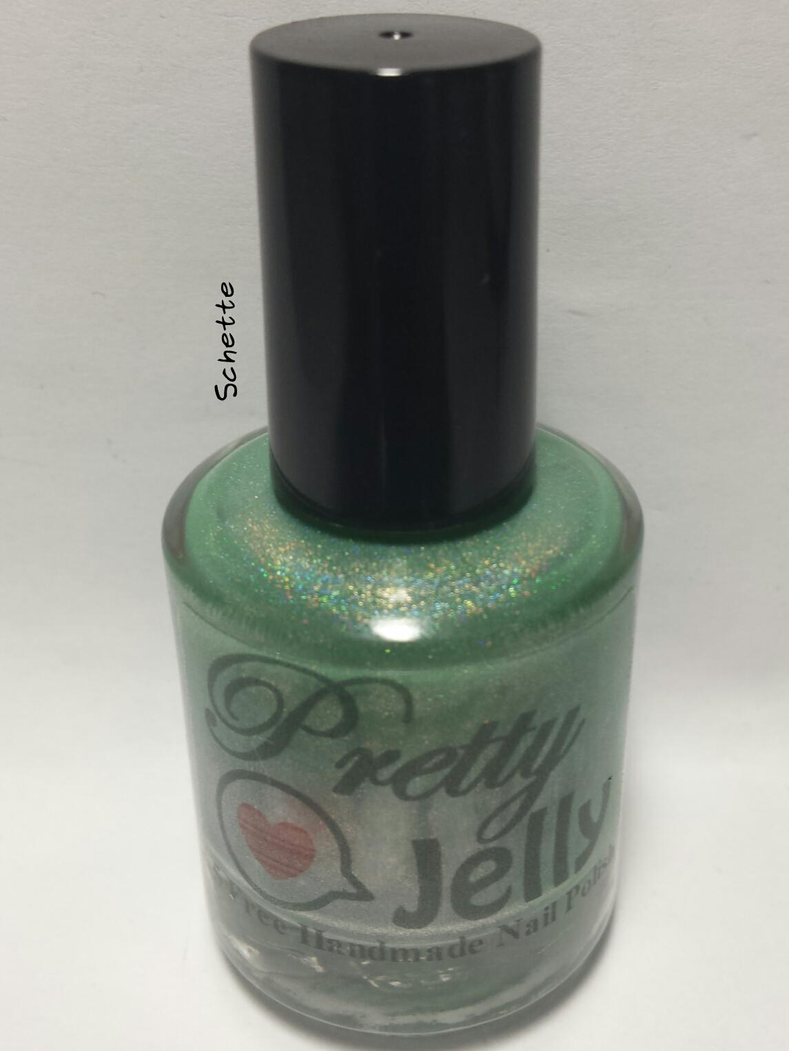 Le vernis Pretty Jelly Vernal