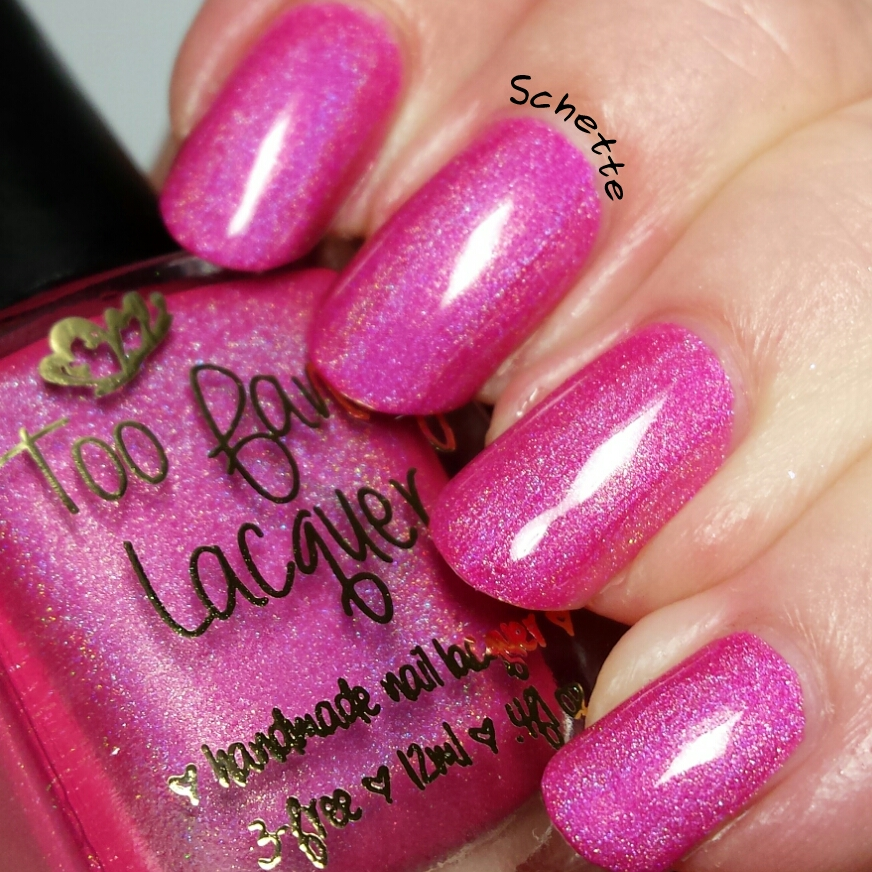 Le vernis Too Fancy Lacquer : I F.I.L. Good