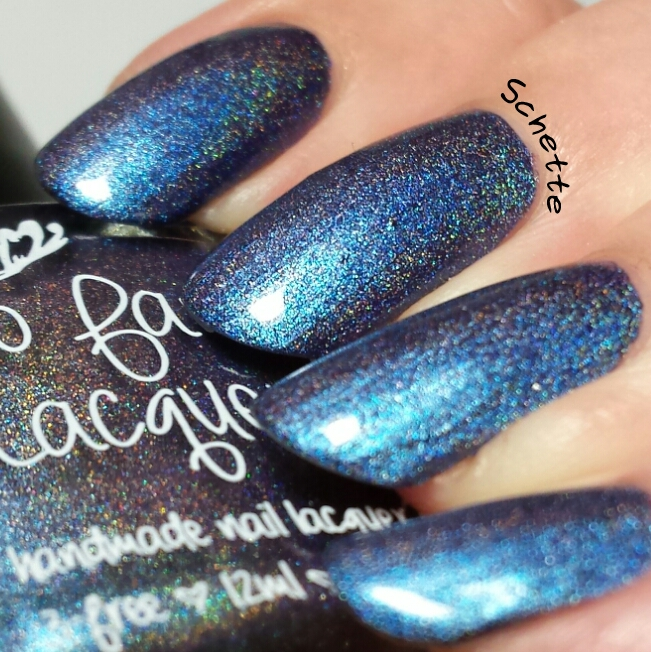 Le vernis Too Fancy Lacquer : The Shifty Chameleon