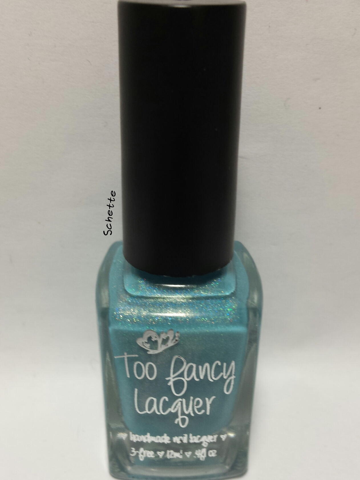 Le vernis Too Fancy Lacquer Lake Como