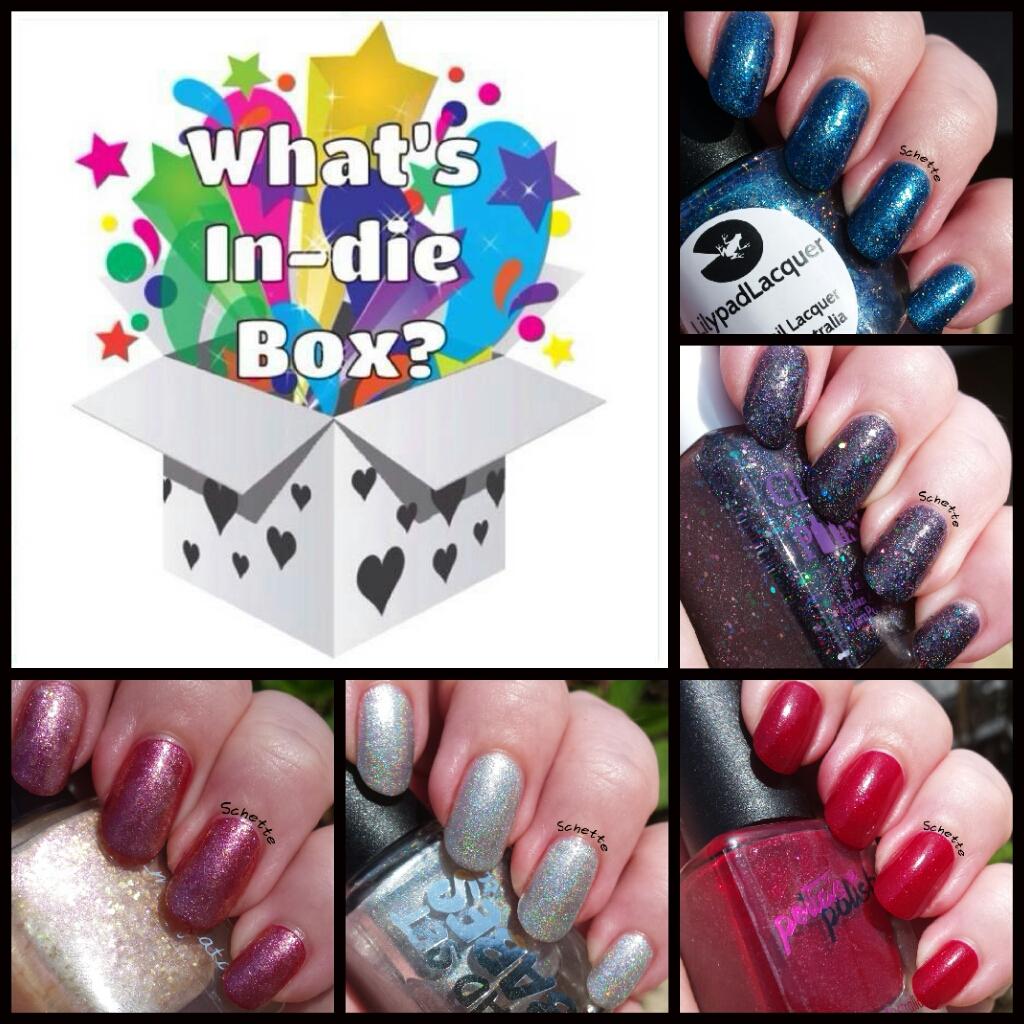 La What's in-die box de mai 2014