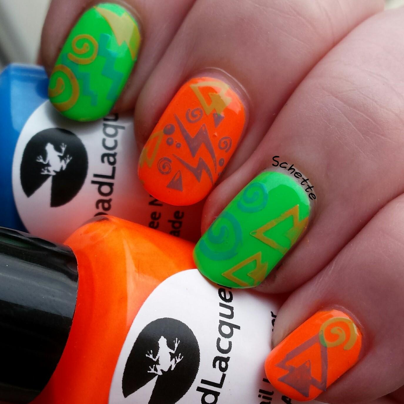 Stamping Master 3 : Neon