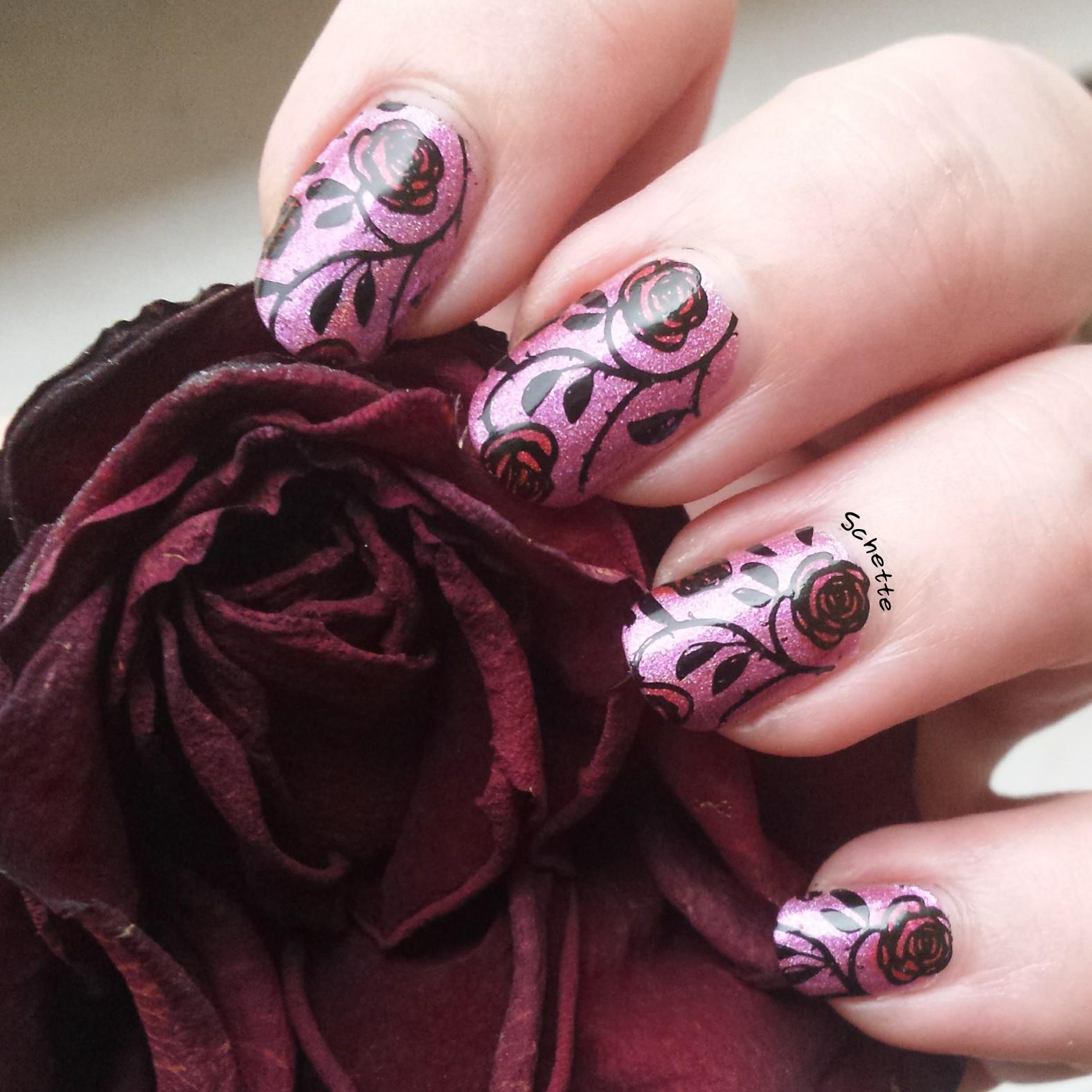 Stamping Master 11 : Rose