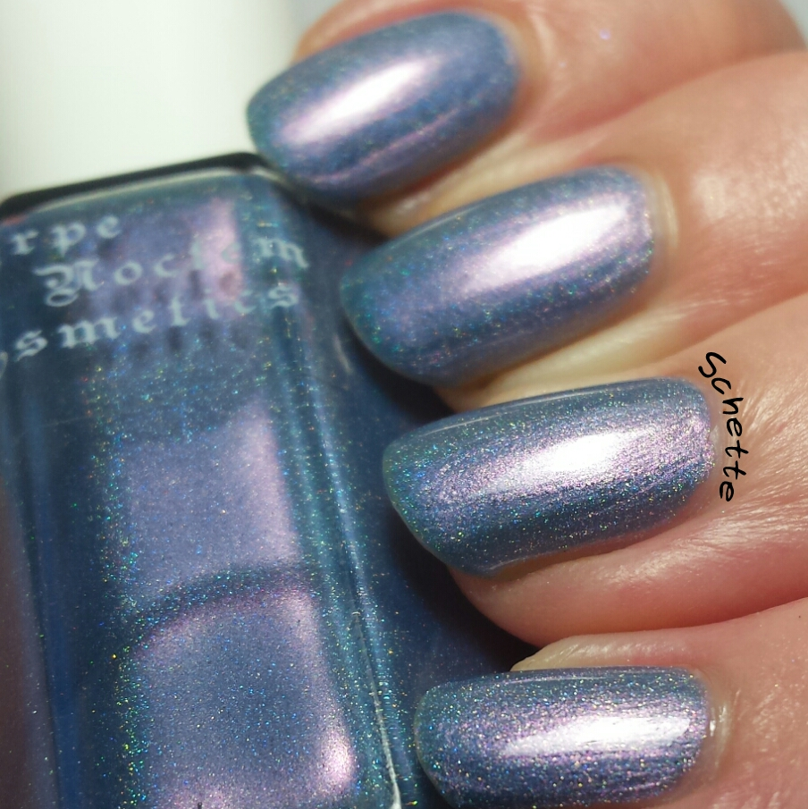 Carpe Noctem Cosmetics - Clear skies, Don't panic