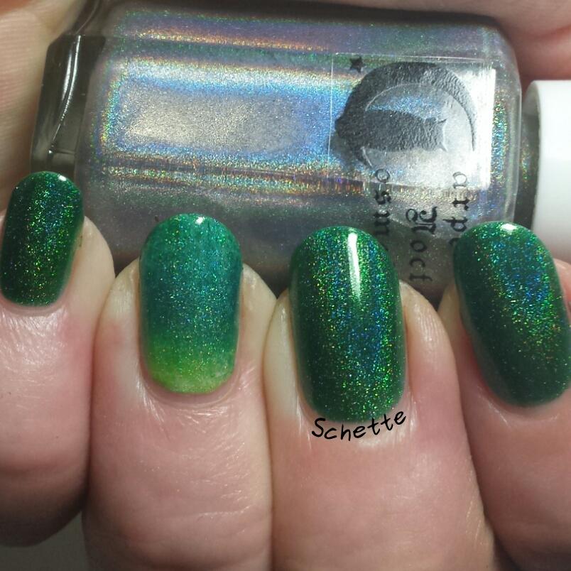 Carpe Noctem Cosmetics - The Always Greener Collection