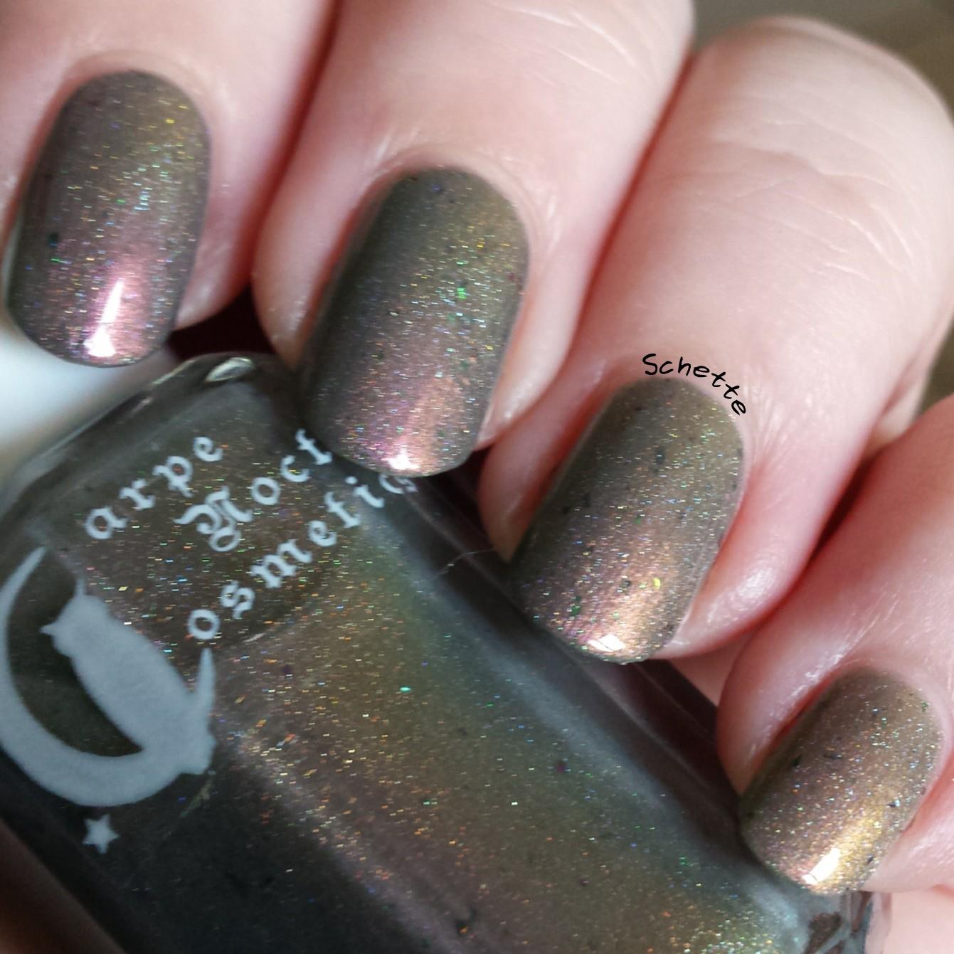 Carpe Noctem Cosmetics - Beyond the clouds