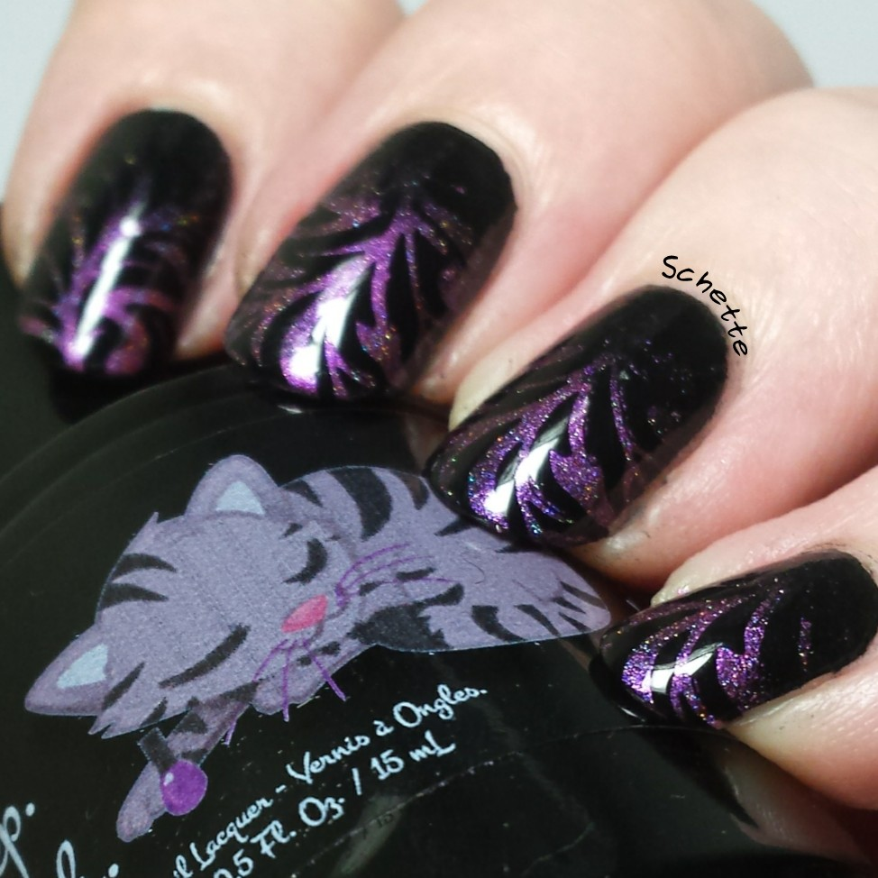 Carpe Noctem Cosmetics - Intergalactic Salmon