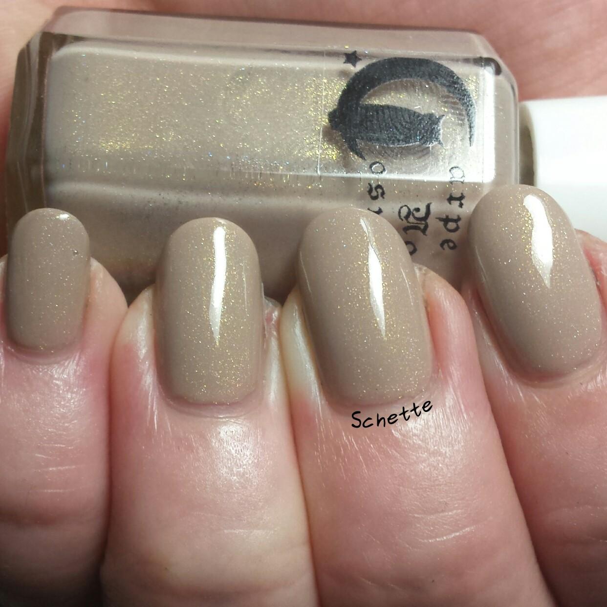 Carpe Noctem Cosmetics - Read or Die Collection