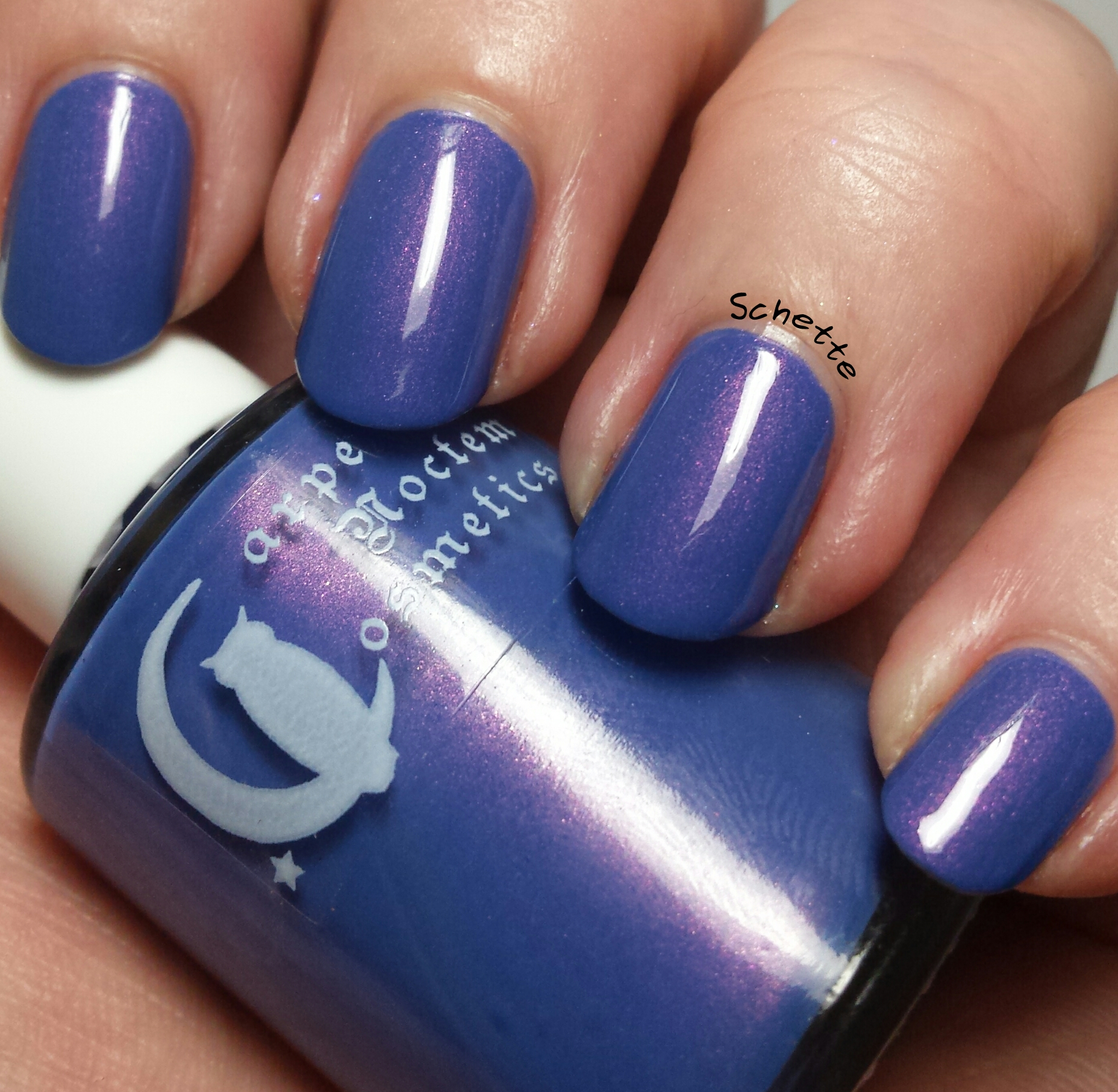 Carpe Noctem Cosmetics - DivaD in Diamonds - Pro Amico