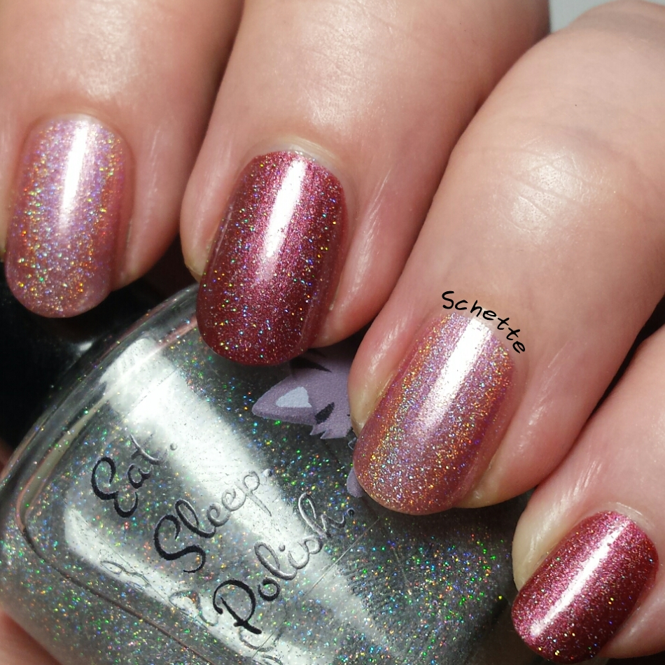 Eat Sleep Polish : Cinnamon girl, Wish upon a star